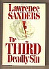 THE THIRD DEADLY SIN Lawrence Sanders' murder novel