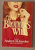 THY BROTHER'S WIFE a novel by Andrew Greeley
