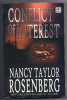 Large Print - CONFLICT OF INTEREST by Nancy Taylor Rosenberg