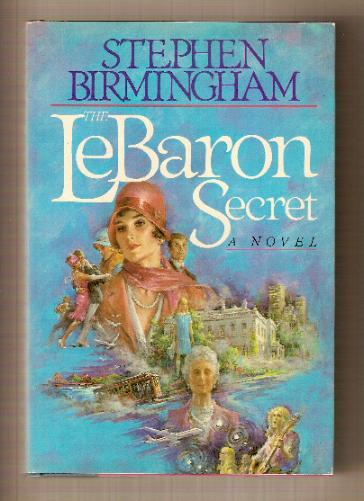 THE LABARON SECRET by Stephen Birmingham
