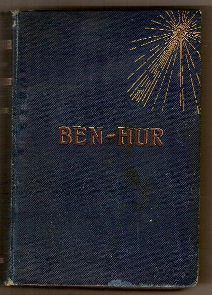 BEN HUR by General Lew Wallace