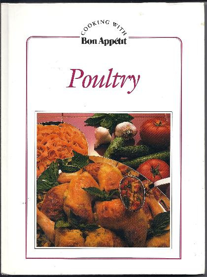 Cookbook - BON APPETIT - POULTRY
