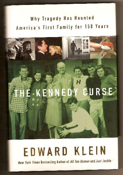 THE KENNEDY CURSE by Edward Klein