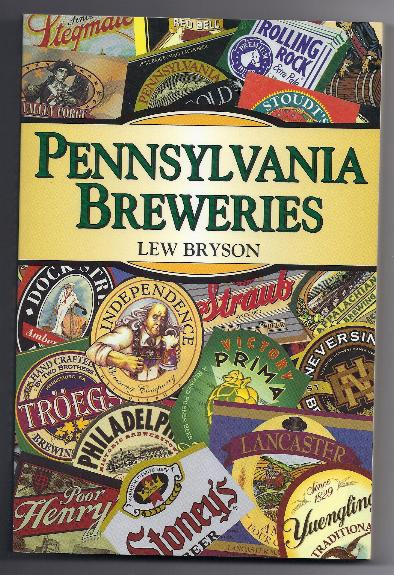 PENNSYLVANIA BREWERIES, by Lew Bryson