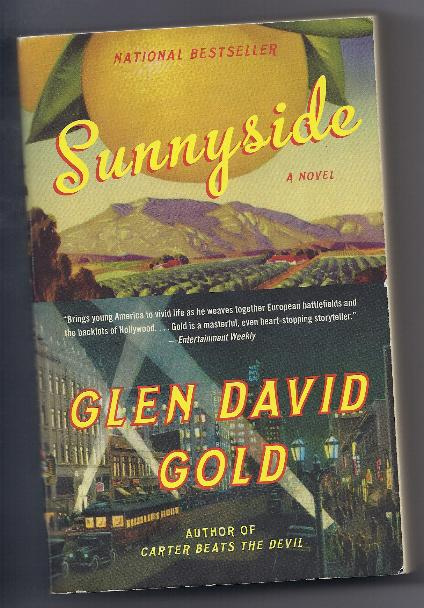Sunnyside by Glen David Gold (2010, Paperback)