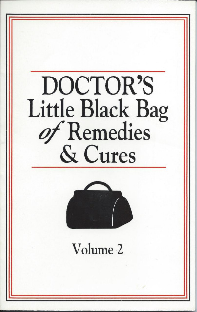Doctor's little Bag of Remedies and Cures