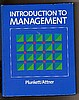 Textbook - INTRODUCTION TO MANAGEMENT by W. Plunkett